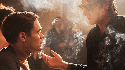 Кадр из сериала «Джентльмены и гангстеры»