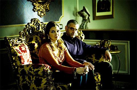 Кадр из сериала «Гоморра»
