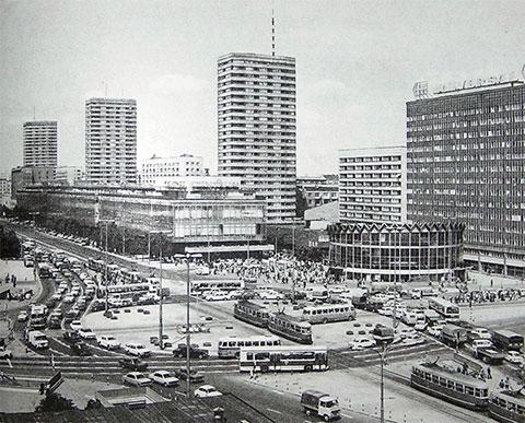Катовица в 1960-х