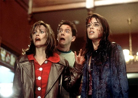 """Кадр из фильма """"Крик"""" (1996)"""