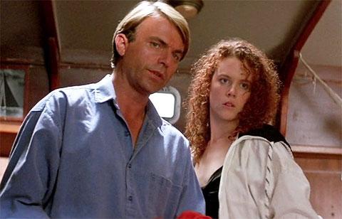 Кадр из фильма «Мёртвый штиль»