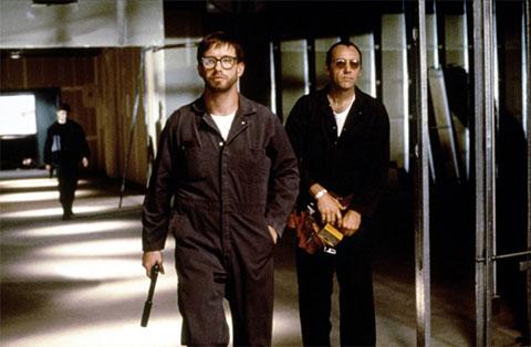 Кадр из фильма «Обычные подозреваемые»