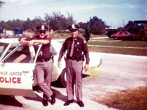 Полиция Флориды в 1970-х годах