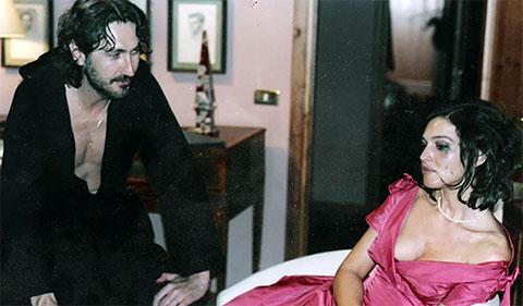 Кадр из фильма «Праздника не будет»