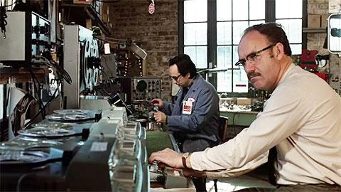 Кадр из фильма «Разговор»
