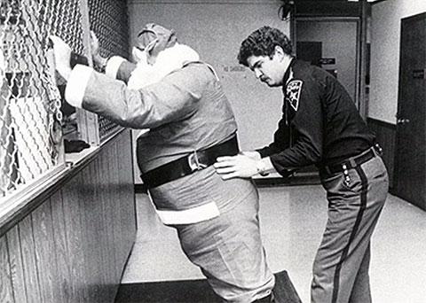 Арест Санта-Клауса