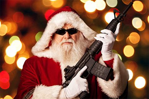 Самые громкие Новогодние преступления
