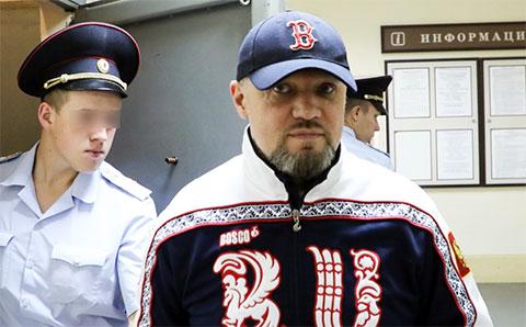 Приговор авторитету Виталию Брудному