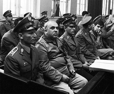 Второй слева: Ян Мархвицкий