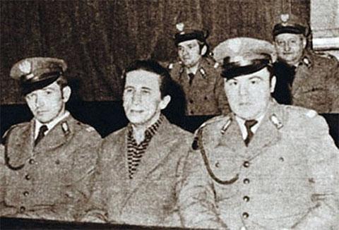 Здислав Мархвицкий на суде