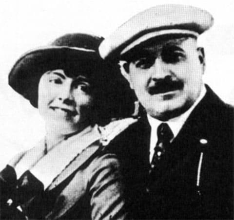 Джим Колосимо и Дейл Уинтер