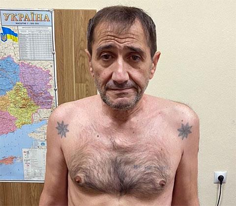 Камо Московский задержан на Украине