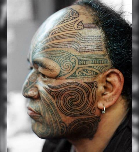Племенные тату