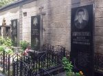 Кладбище ореховской группировки