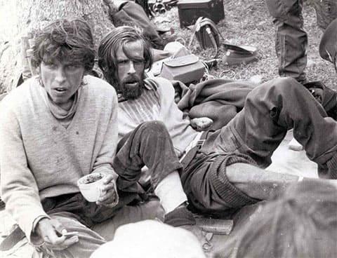 72 дня каннибализма после авиакатастрофы в Андах
