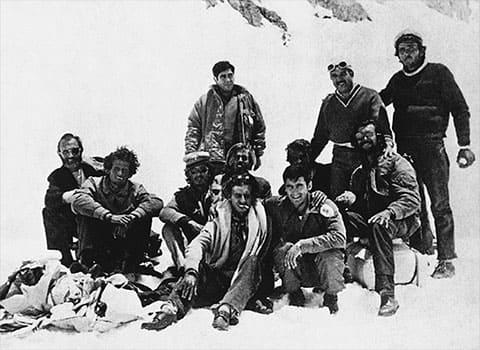 Выжившие авиакатастрофы в Андах 1972 года