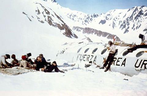 Катастрофа FH-227 в Андах
