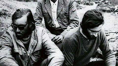 Слева: Нандо Паррадо и Роберто Канесса