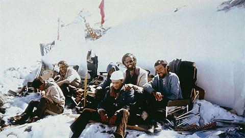Выжившие в авиакатастрофе в Андах 1972 года