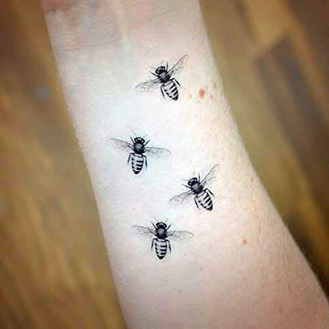 Тату пчелы