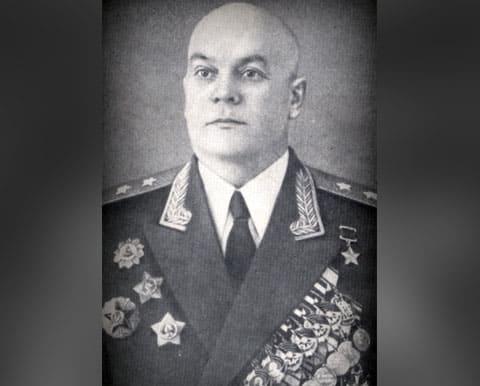 Николай Бирюков - отец Анатолия