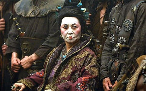 Госпожа Чжэн стала прототипом одного из пиратских главарей в фильме «Пираты Карибского моря»
