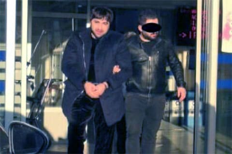 Арест вора в законе Гурама Чихладзе - Квежоевича в Стамбуле