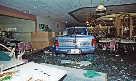 """В Техасском ресторане """"Луби"""" после террористического акта"""