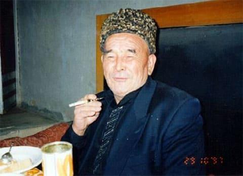 Мирза Кымбатбаев в 1997 году