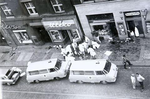 Автомобильный терроризм