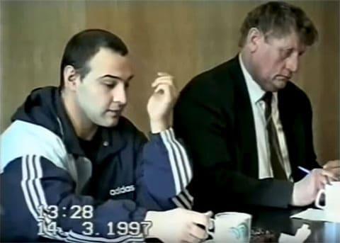 Слева: Леонид Степахов - Пузырь
