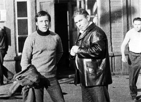 Вадим Туманов и Владимир Высоцкий
