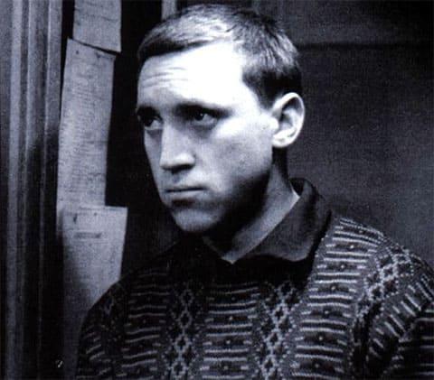 Владимир Высоцкий в молодости