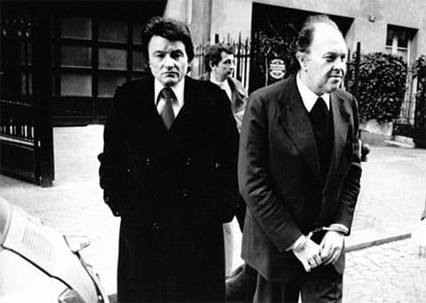 Справа: Пьер де Варга