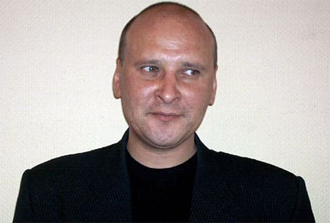 Криминальный авторитет Владимир Трудолюбов