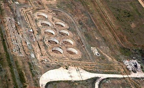 Семипалатинск ядерный полигон