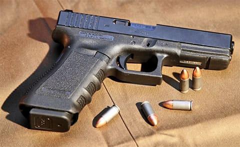 Пистолет Glock 17