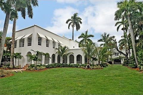 Особняк Аль Капоне в Майами
