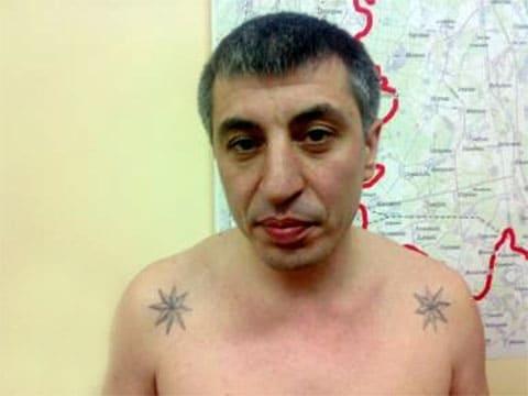 Вор в законе Коба Дзидзишвили - Коба Краснодарский