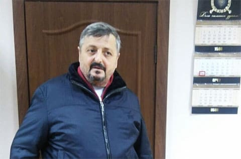 Вор Авто Копала задержан в Украине