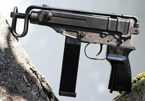 Пистолет-пулемёт «Скорпион» vz61