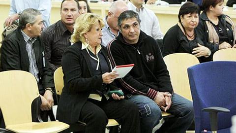 Справа: Захарий Калашов (Шакро Молодой)