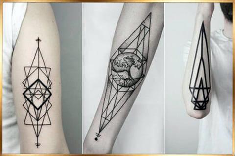 Татуировки лайнворк