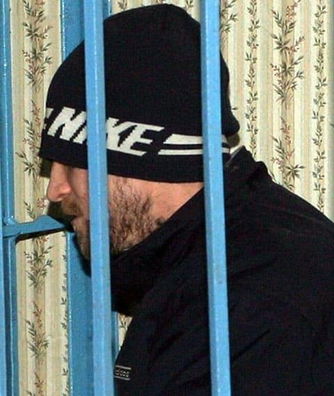 Вор в законе Василий Христофоров (Вася Воскрес), 20.12.2005, Нижегородская область, Суд