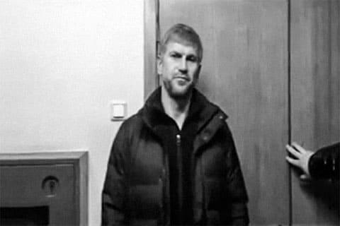 Вор в законе Василий Христофоров (Вася Воскрес), 22.01.2015, Москва, задержание