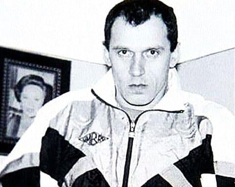 Криминальный авторитет Борис Копылов - Боб