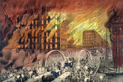 Чикагский пожар
