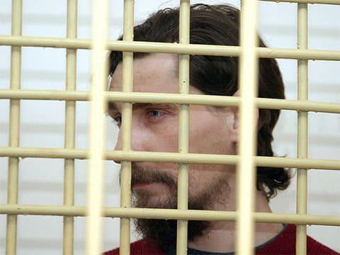 Юрий Колчин, отбывающий 20-летний тюремный срок за организацию убийства депутата Госдумы Галины Старовойтовой