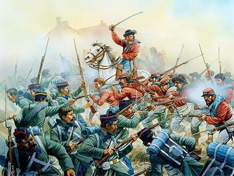 Сражение при Вольтурно