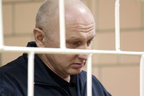 Криминальный авторитет Владимир Татаренков - Татарин